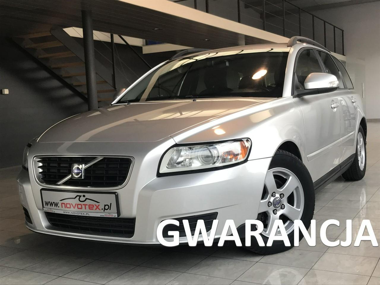 Volvo V50 1.6D*Momentum*model 2010*pełny serwis w ASO*Gwarancja VIP Gwarant
