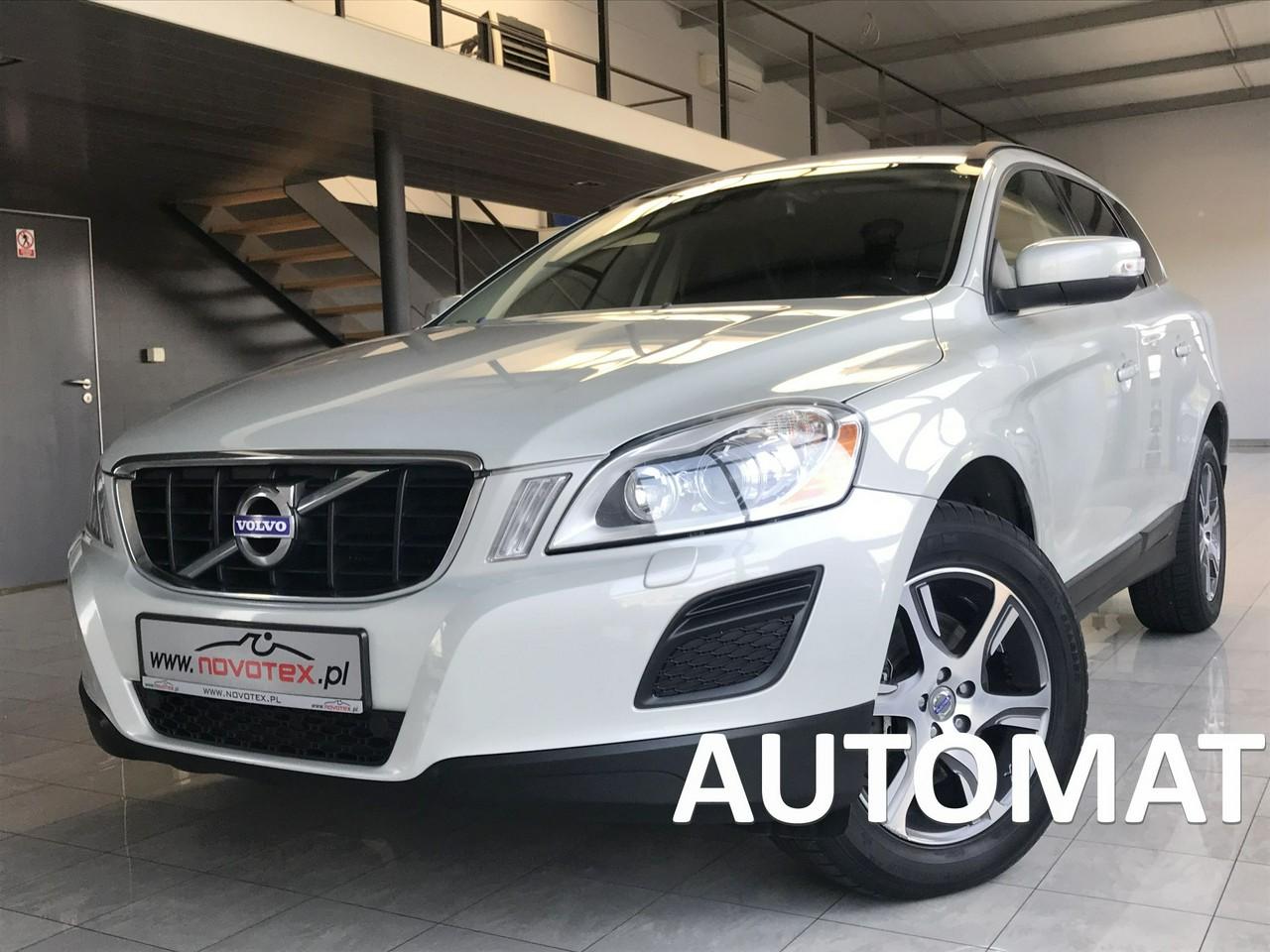 Volvo XC 60 2.0D*Summum*automat*xenon*ALU 18*serwis w ASO Volvo*gwarancja VIP