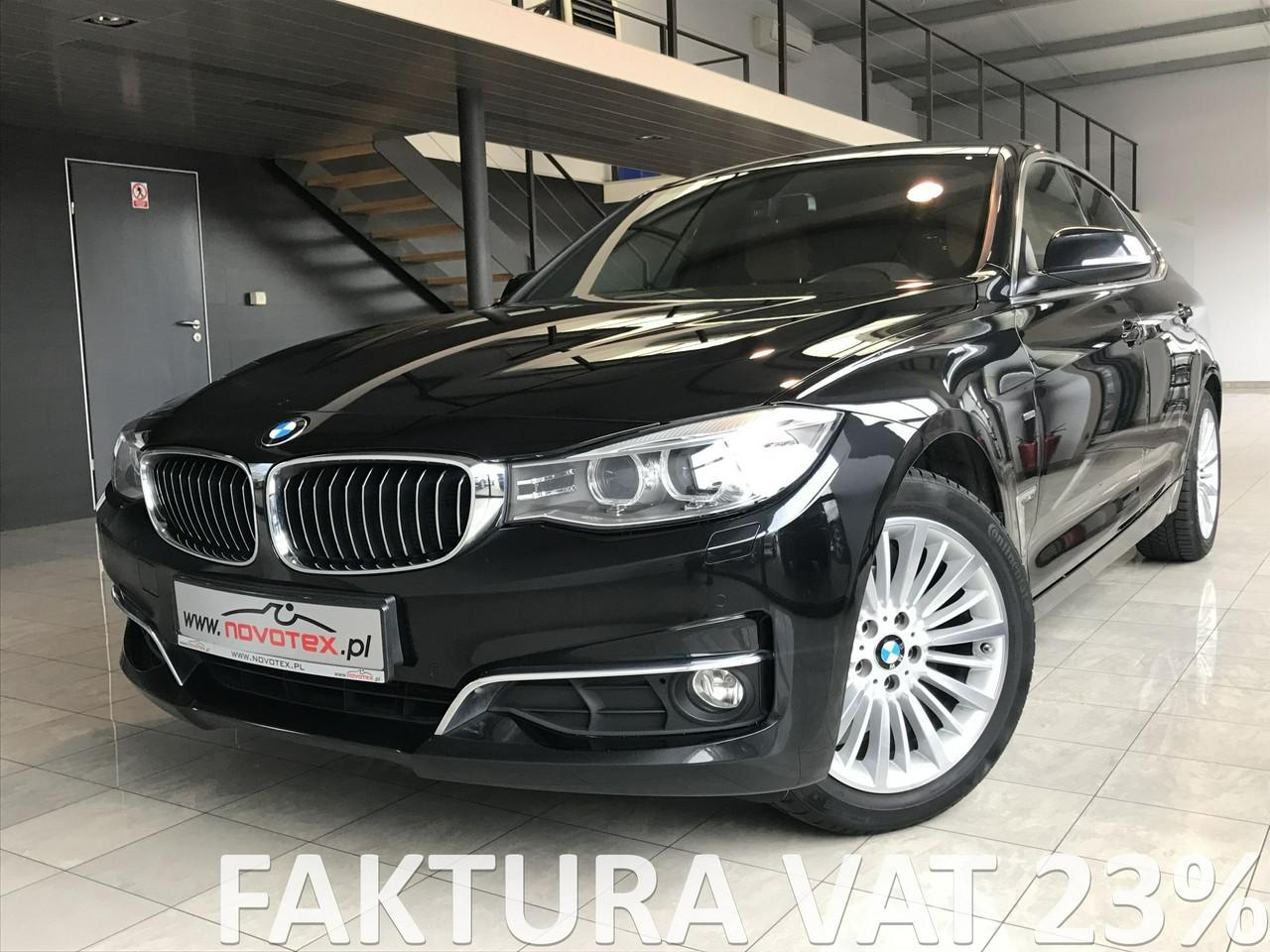 BMW 318 2.0D*Gran Turismo*GT*Luxury*kamera*serwis w ASO*Gwarancja VIP Gwarant