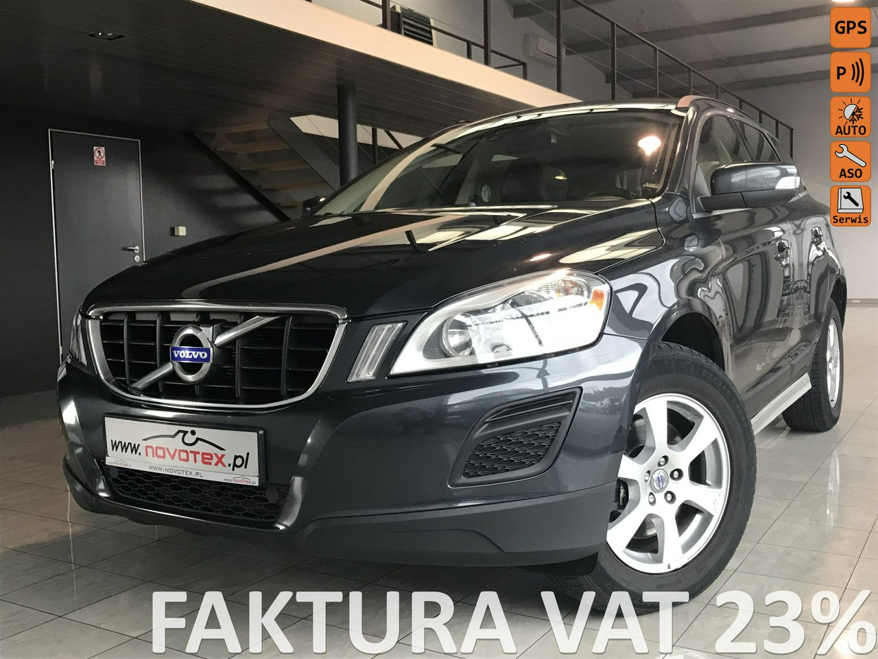 Volvo XC 60 D3*Momentum*automat*navi*ALU*bezwypadek*serwis w ASO*gwarancja VIP