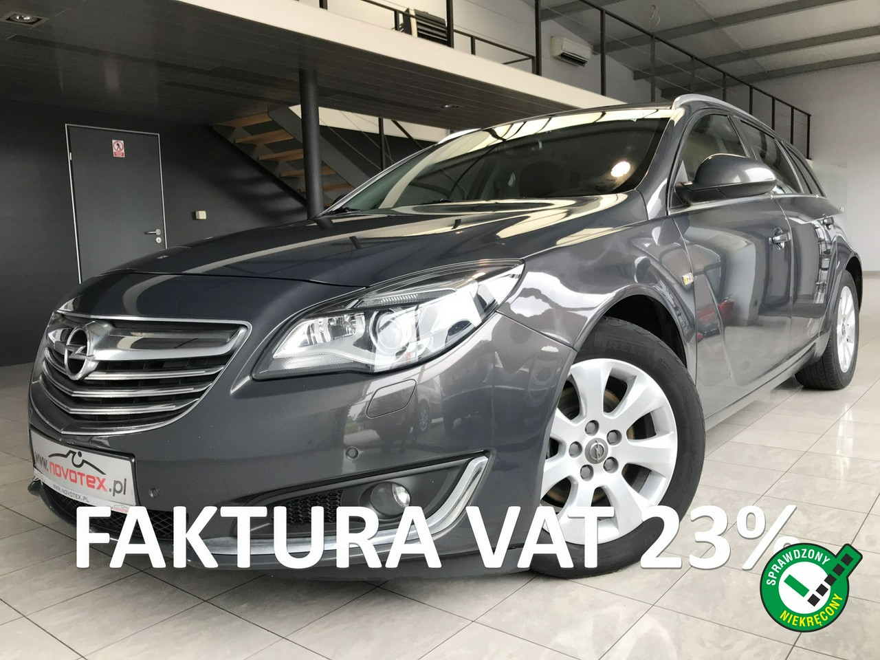 Opel Insignia 2.0CDTI*Sports Tourer*Platinum Pack*xenon*skóra*gwarancja VIP