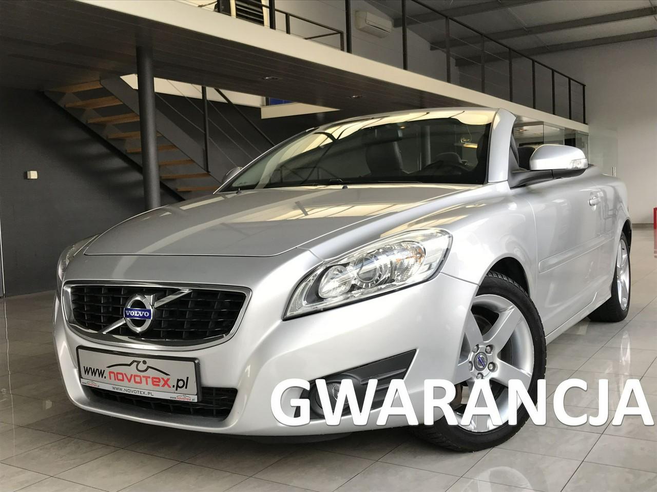 Volvo C70 D3*R-Design*1-rej. 2011*skóra*150KM*serwis w ASO*Gwarancja VIP Service