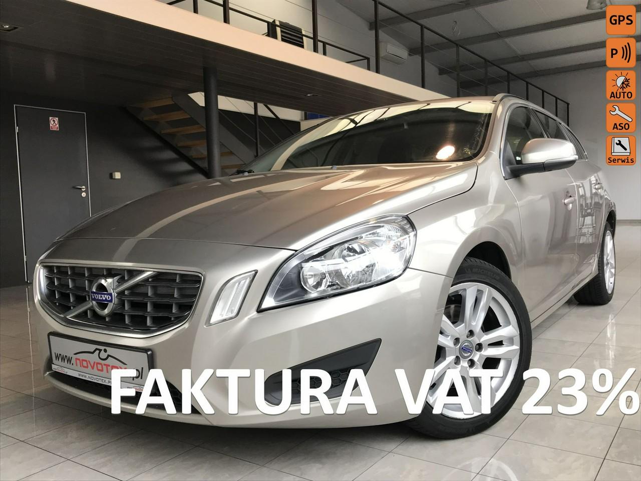 Volvo V60 D4*Momentum*181KM*navi*ALU 18*nowe opony*serwis w ASO*Gwarancja VIP