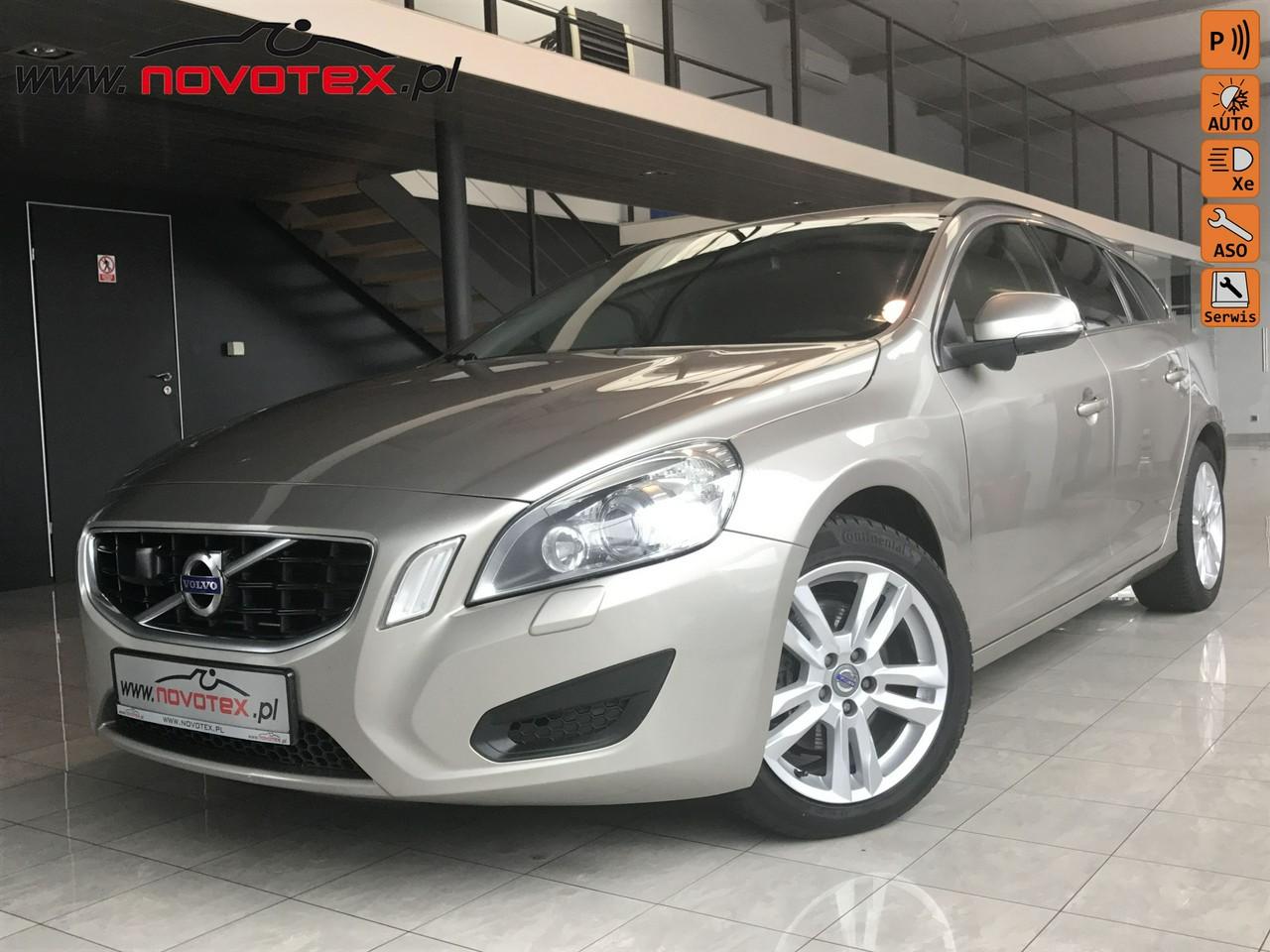 Volvo V60 2.0D*Momentum*xenon*ACC*BLIS*keyless drive*skóra*Gwarancja VIP Service