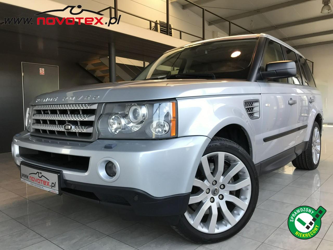 Land Rover Range Rover Sport 4.2 V8 Supercharged*xenon*ALU 20*nowe opony*bezwypadkowy