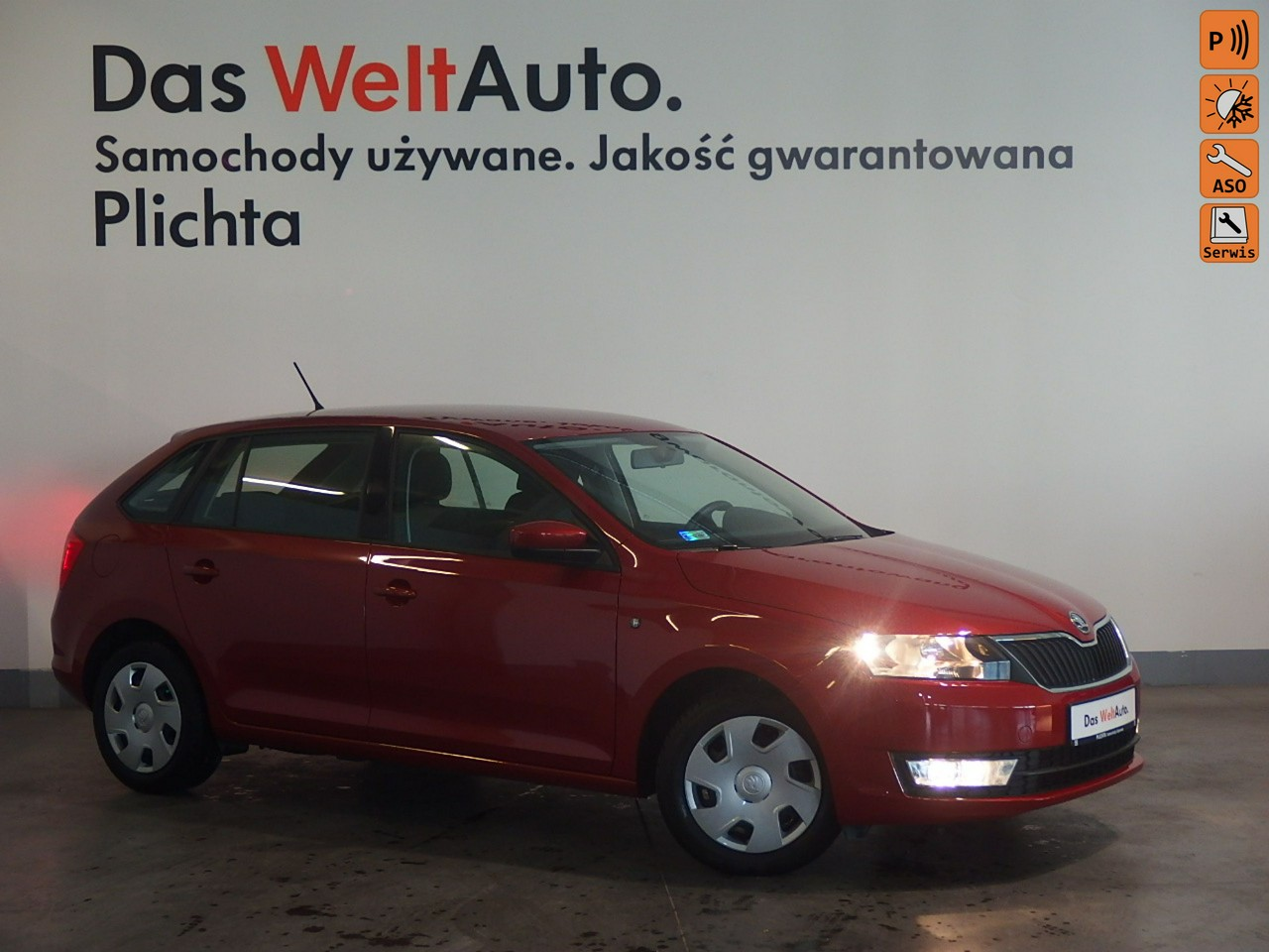 1.2 TSI 105KM Gwarancja Dealer Plichta VW