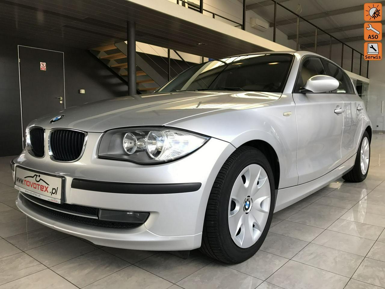 BMW 118 2.0D*136KM*127Tkm!*serwis w ASO*bezwypadek*gwarancja VIP Service