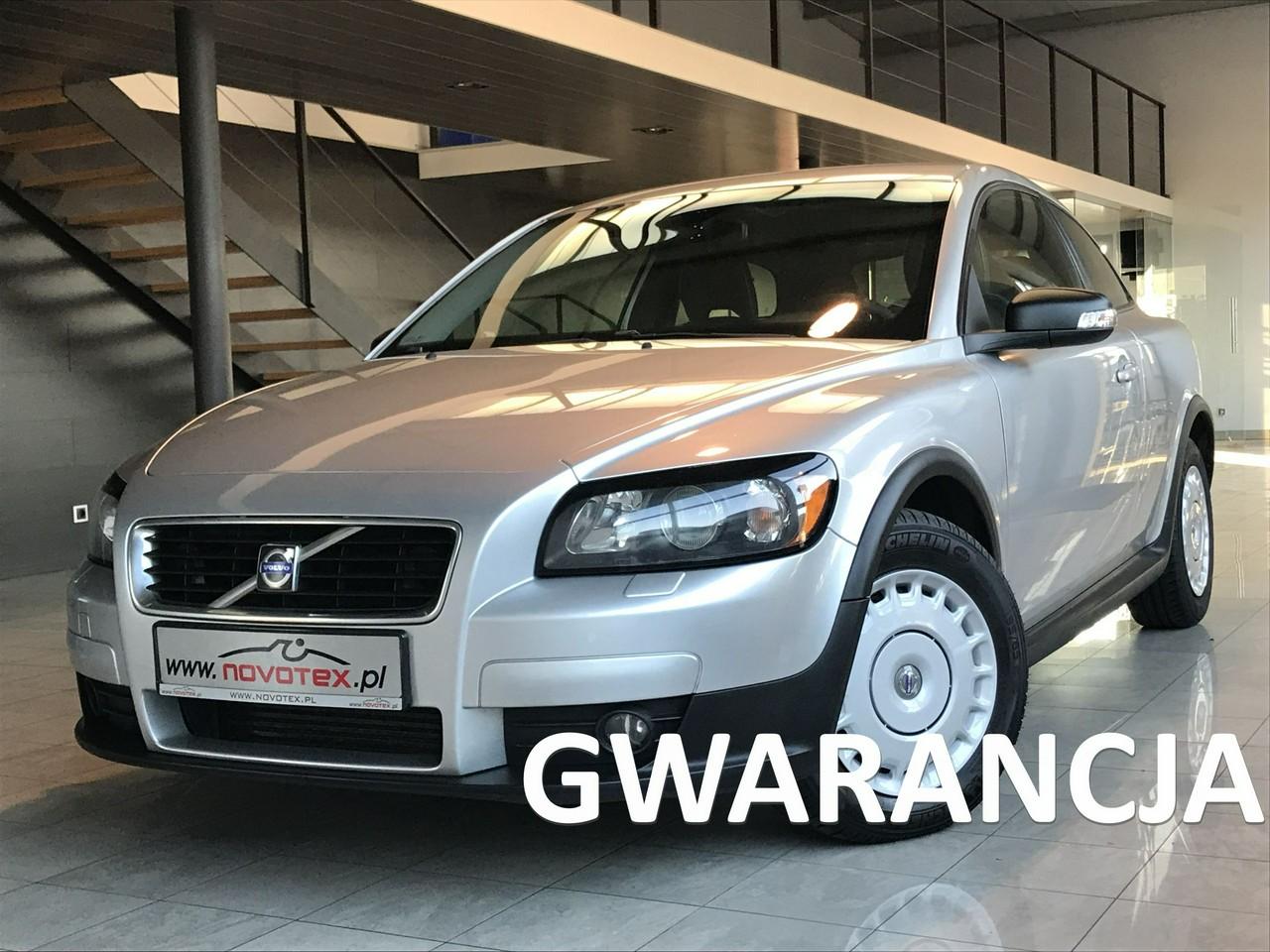 Volvo C30 1.6D*Momentum*tempomat*serwis ASO*Gwarancja VIP Service