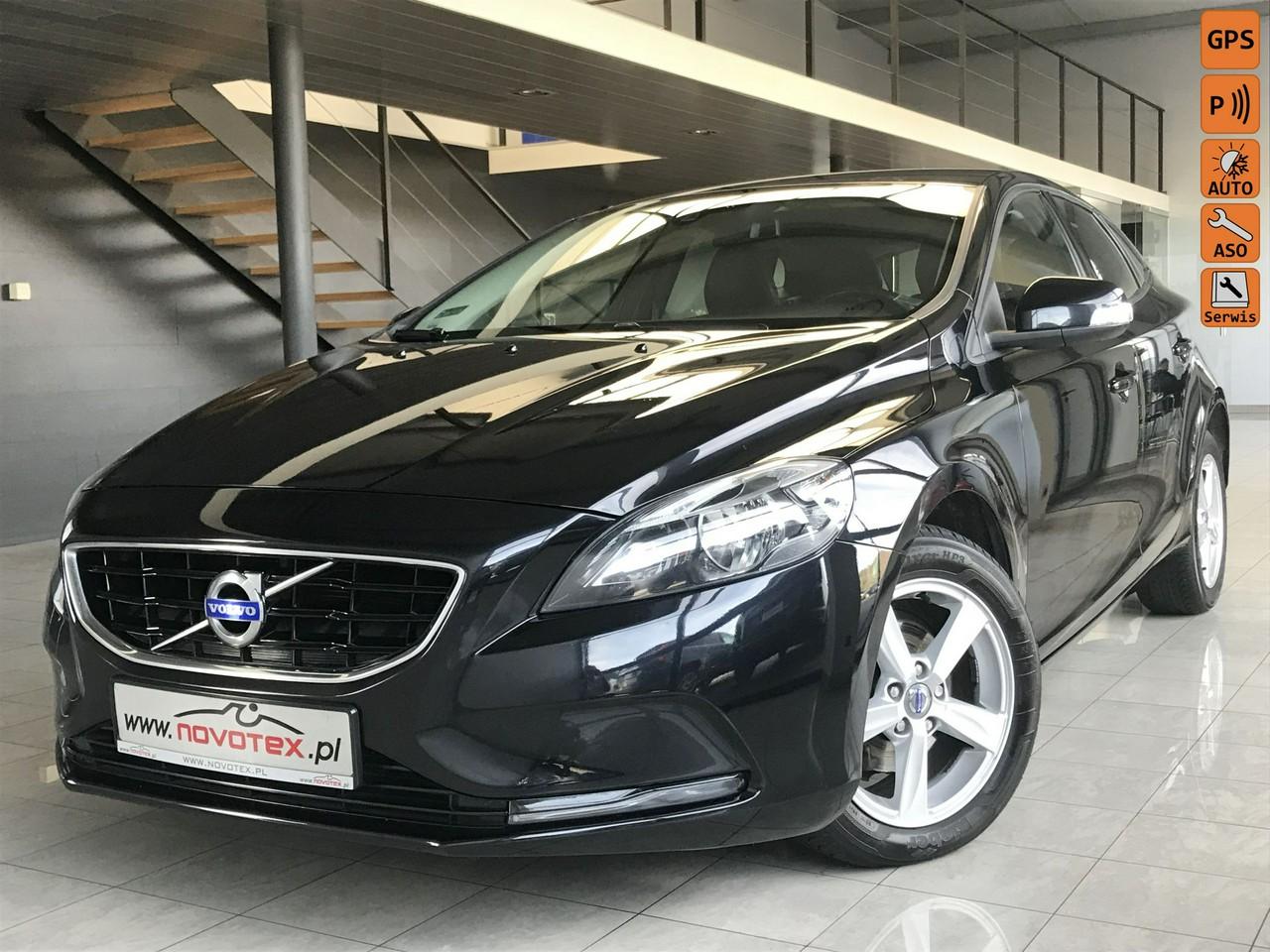 Volvo V40 D2*Momentum*navi*serwis w ASO*Gwarancja VIP Service*zarejestrowany