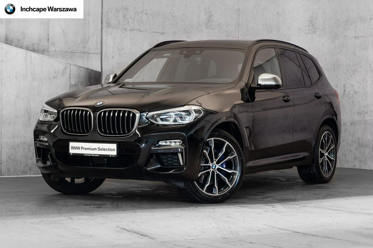 BMW X3 M40i 2018r. | Head-Up | Harman&Kardon