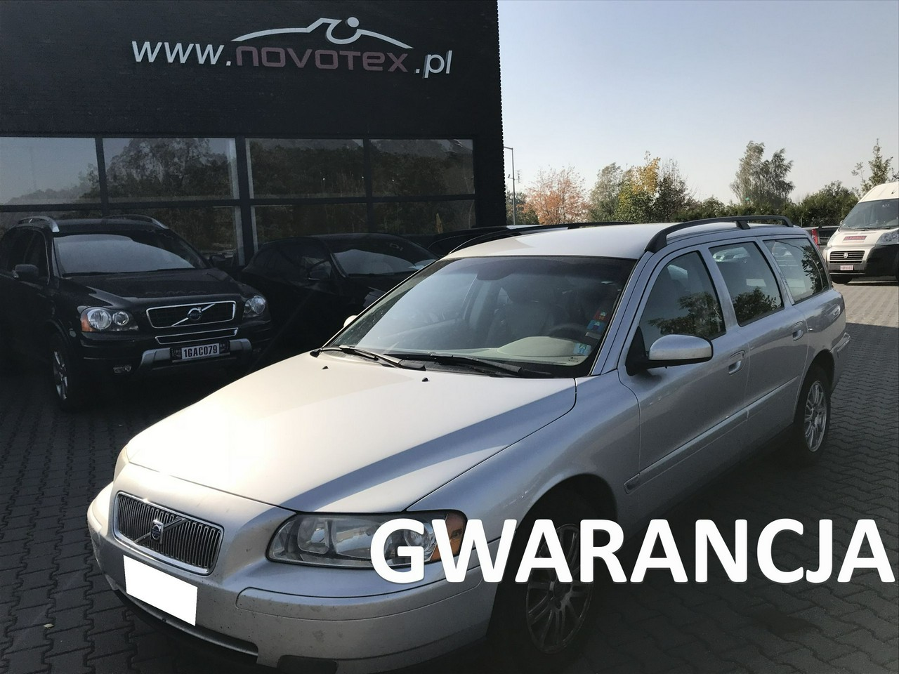 Volvo V70 2.4D*Momentum*skóra*ALU*serwis w ASO*Gwarancja VIP Service