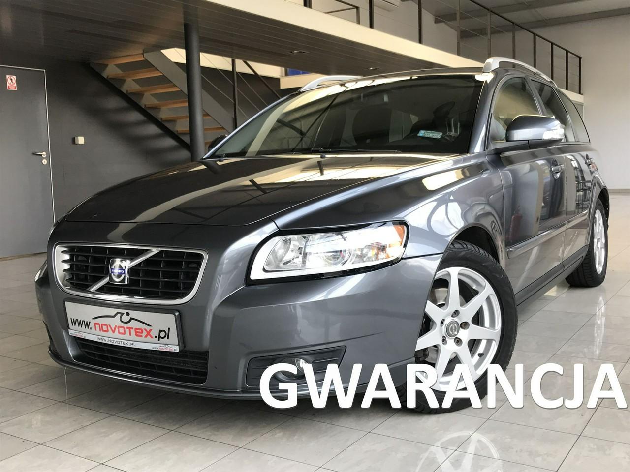 Volvo V50 1.6DriveE*navi*alu 16*nowe sprzęgło*bluetooth*serwis ASO*Gwarancja VIP