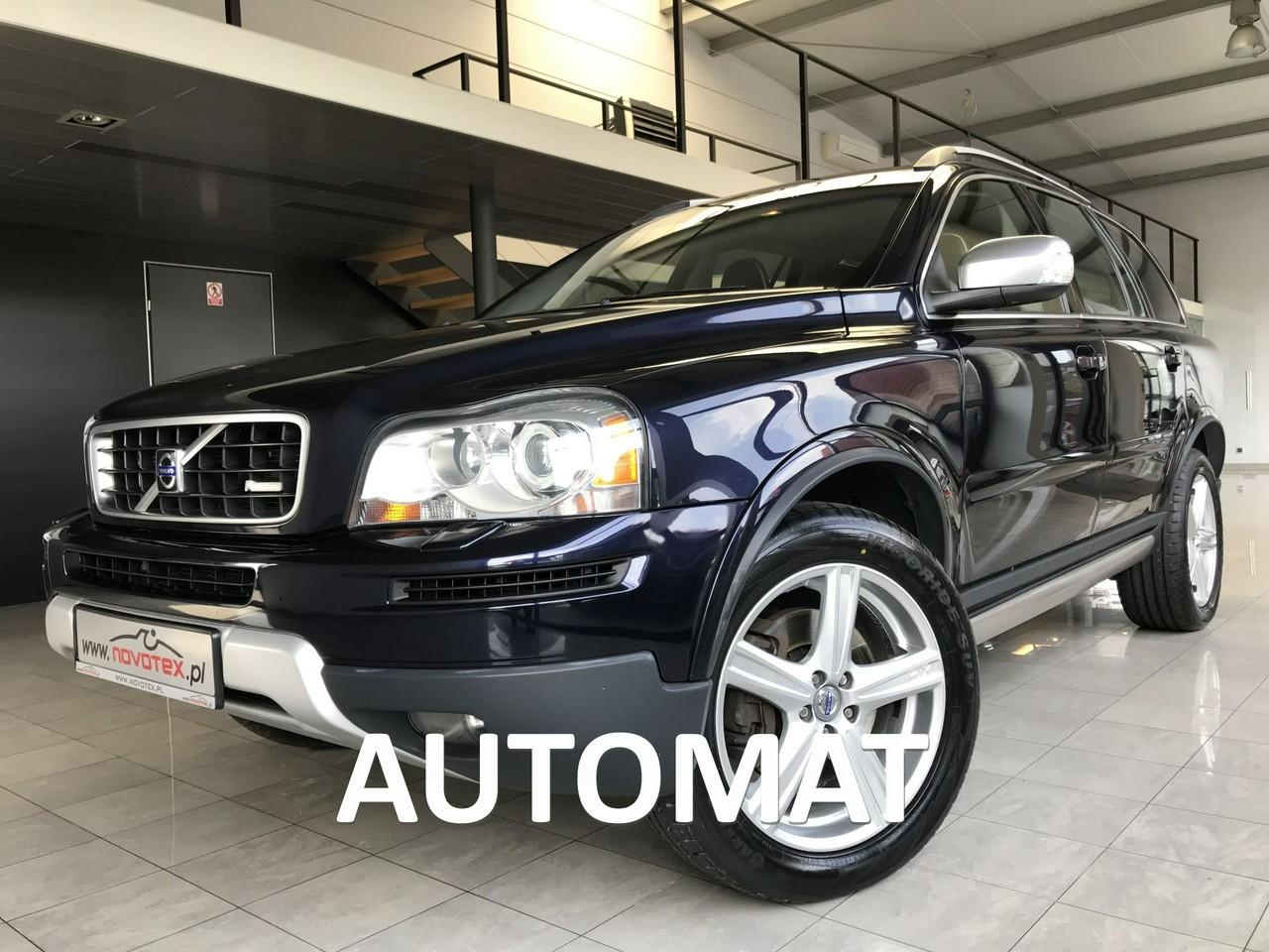 Volvo XC 90 D5 AWD*R-Design*xenon*ALU 19*nowe opony*serwis w ASO Volvo*Gwarancja