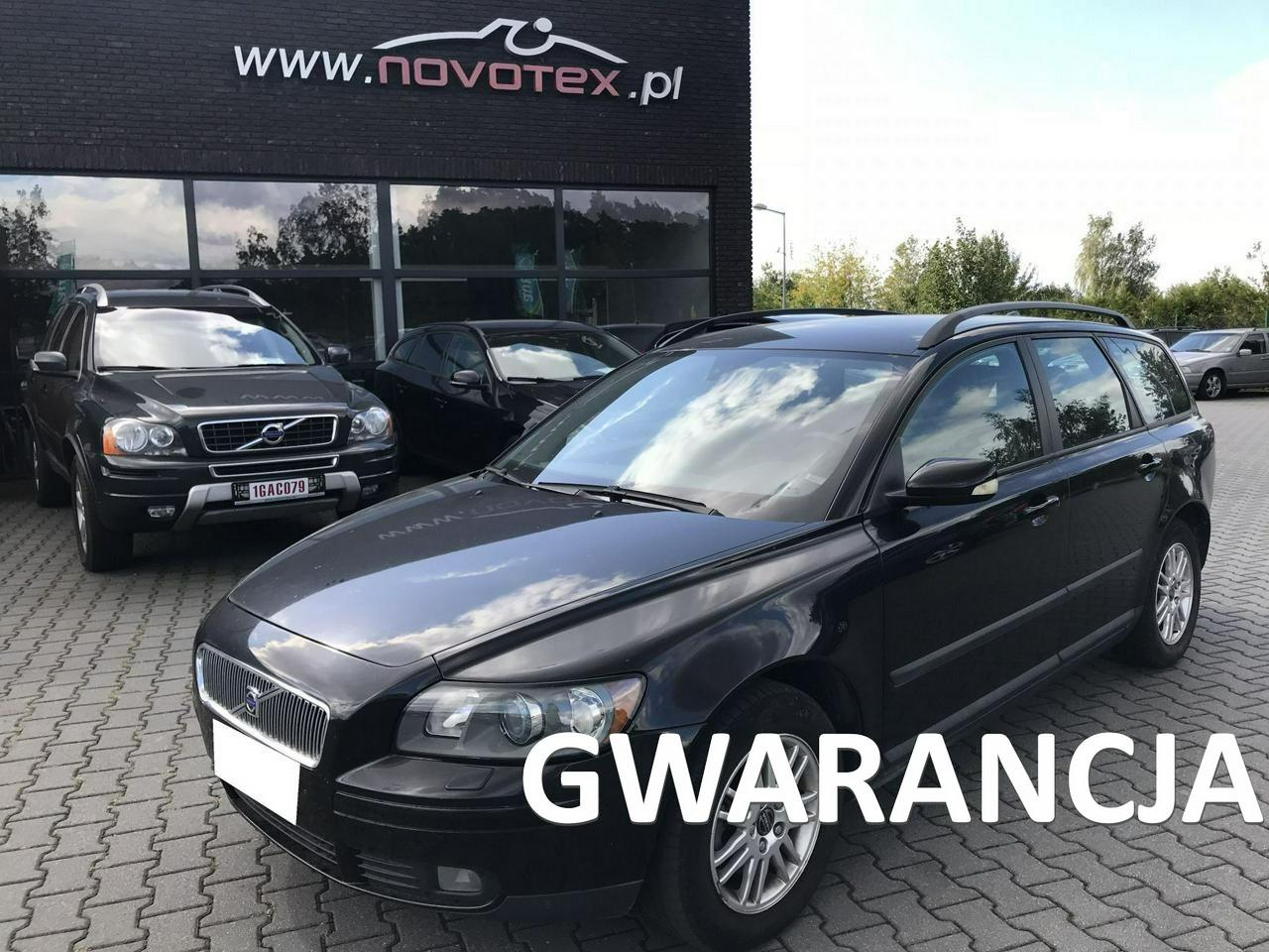 Volvo V50 1.6D*Momentum*168Tkm*xenon*alu*serwis w ASO*gwarancja VIP Service