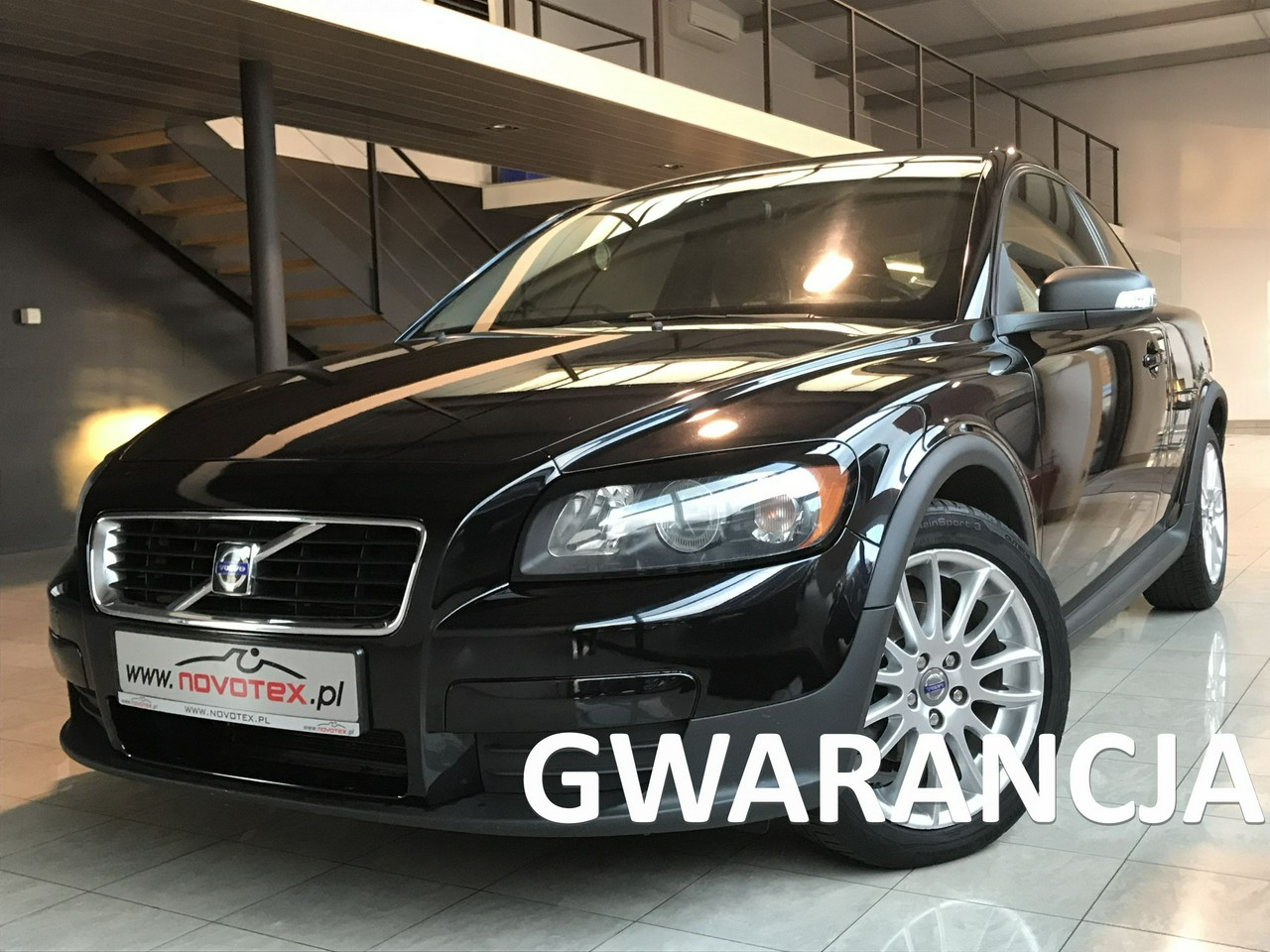 Volvo C30 1.6D*Momentum*pakiet Sport*alu 17*serwis ASO*Gwarancja VIP Service