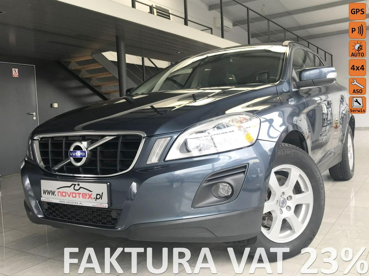 Volvo XC 60 D5*AWD*Momentum*pełny serwis ASO Volvo*NOWE SPRZĘGŁO*gwarancja VIP