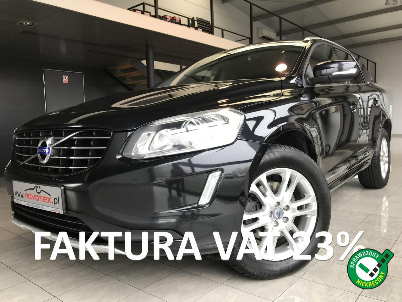 Volvo XC 60 D4*Momentum*xenon*navi*BLIS*nowe opony*serwis w ASO*Gwarancja VIP