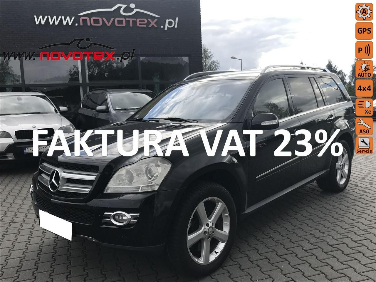 Mercedes GL 420 420CDI*salon Polska*gwarancja VIP Service