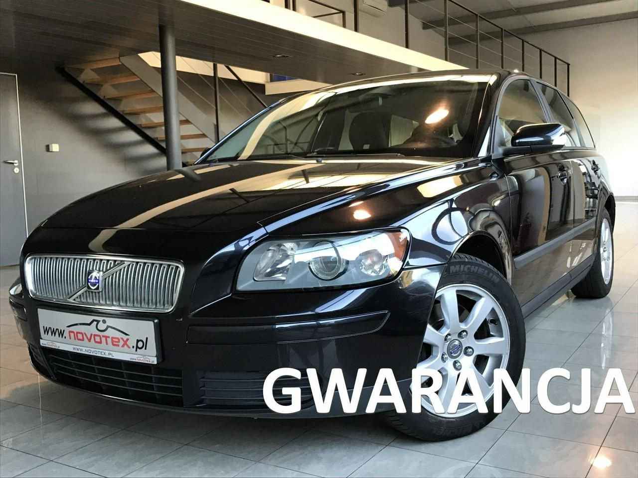 Volvo V50 2.0D*Kinetic*233Tkm*fabrycznie bez DPF*serwis w ASO*gwarancja VIP