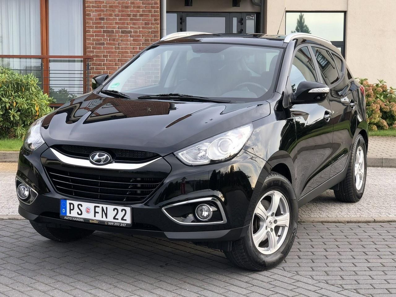 Premium 4WD 2.0CRDi 184KM Keyless Przebieg 150 tys.km