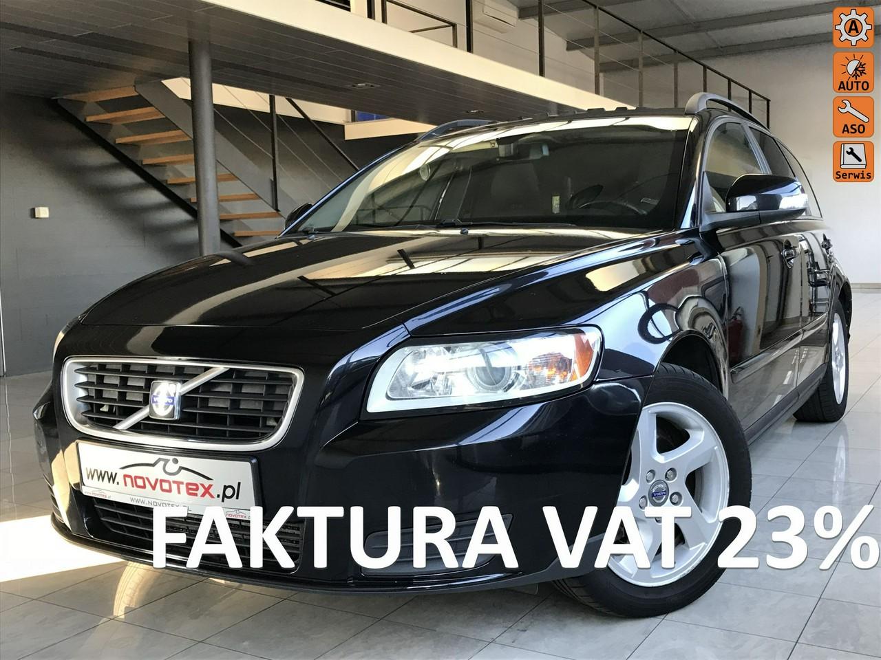 Volvo V50 1.6D*Momentum*szyberdach*Dynaudio*Car-Pass*serwis w ASO*Gwarancja VIP