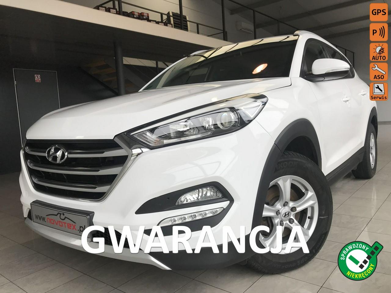 Hyundai Tucson 1.6*zarejestrowany