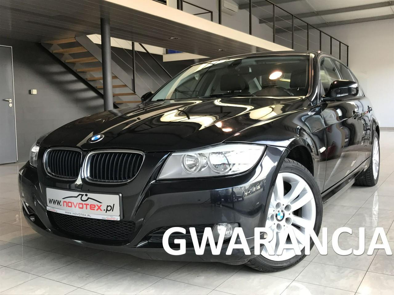 BMW 318 2.0D*alu 17*skóra*klimatronik 137Tkm*serwis ASO*gwarancja VIP Service