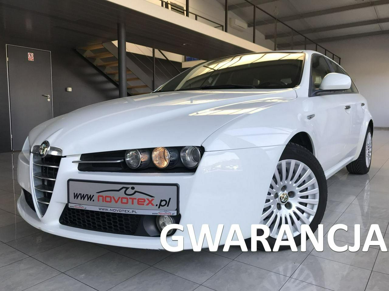 Alfa Romeo 159 2.0JTDm*LIFT 2011*Progression*115Tkm*serwis w ASO*gwarancja VIP