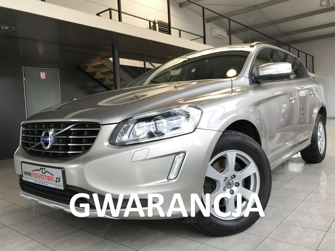 Volvo XC 60 D4*Momentum*xenon*navi*BLIS*nowe opony*serwis w ASO Volvo*gwarancjaVIP