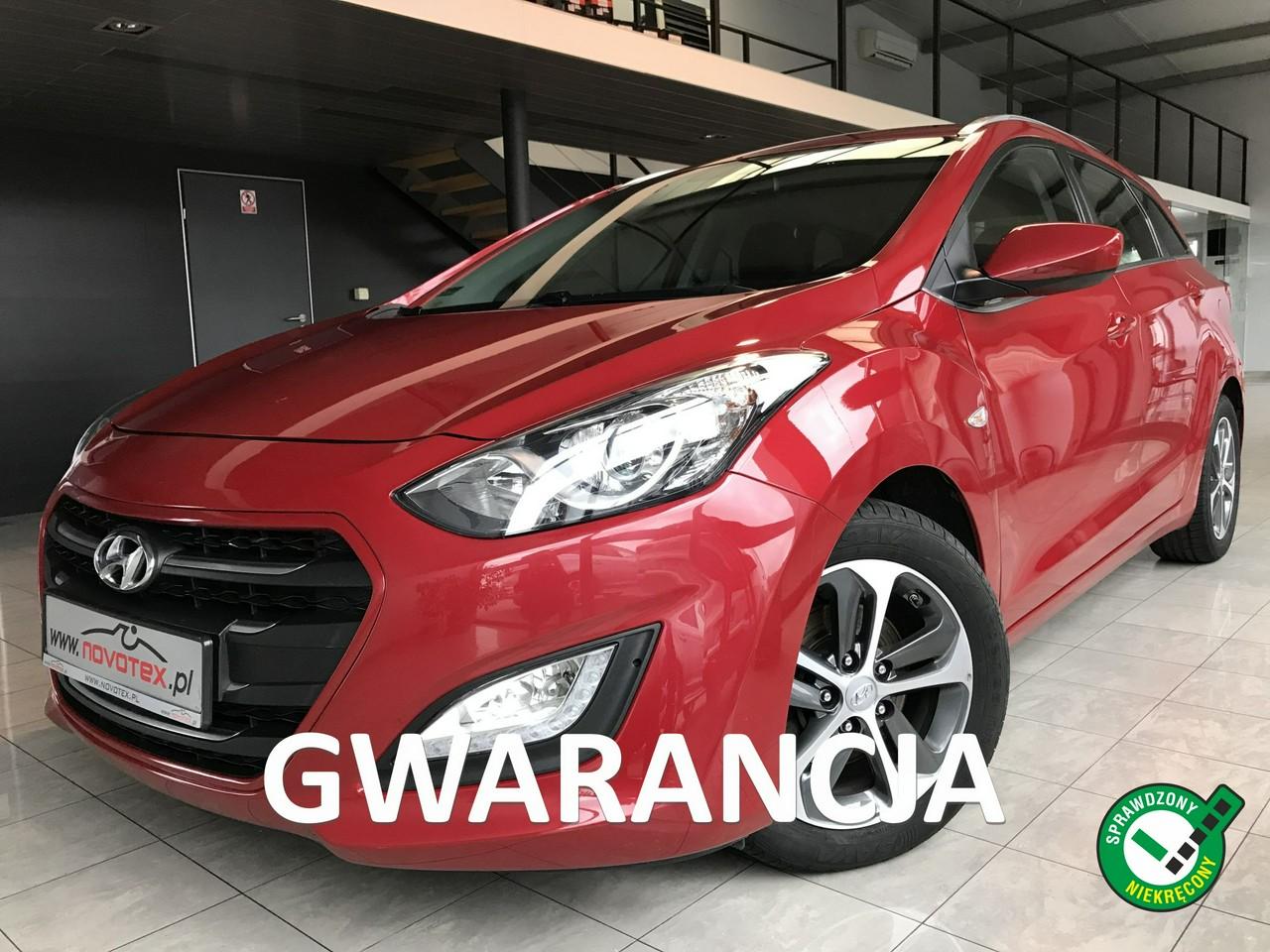 Hyundai i30 1.6crdi*Comfort*1-rej.2017*salon Polska*serwis w ASO