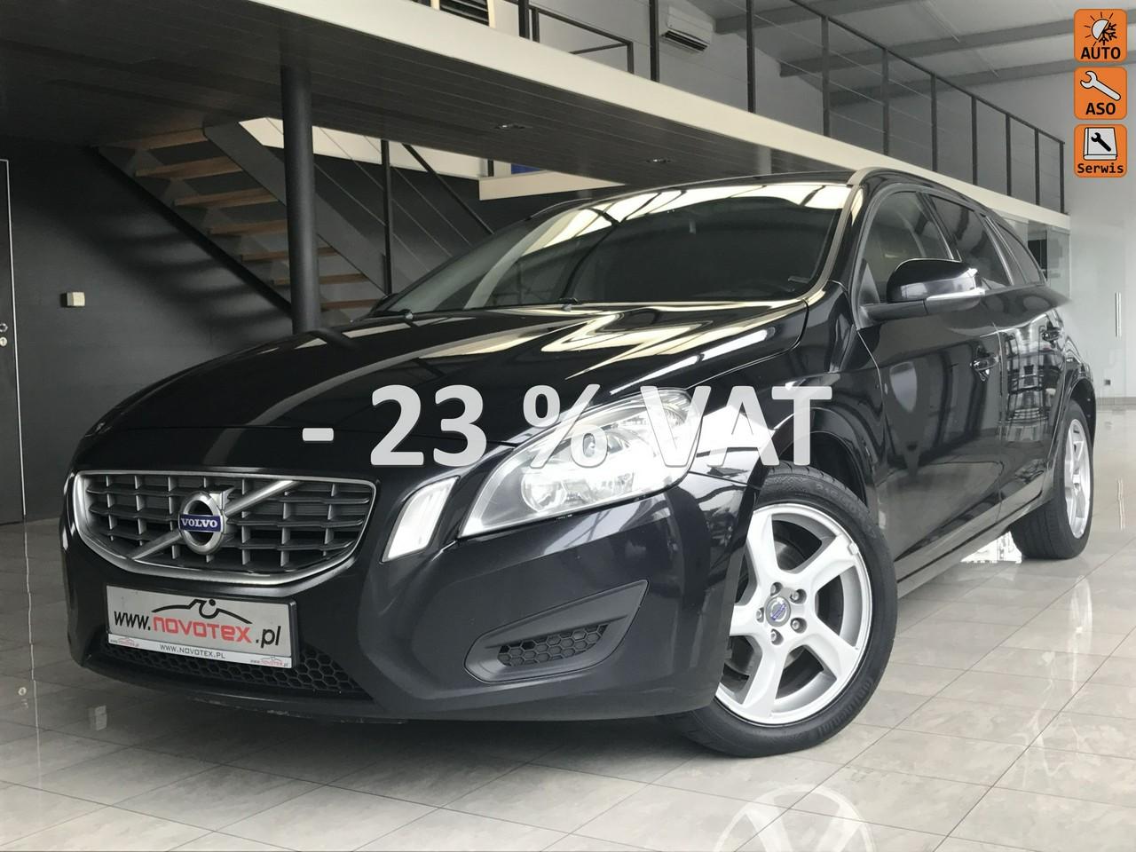 Volvo V60 D2*Momentum*alu 17*serwis w ASO*Gwarancja VIP Service