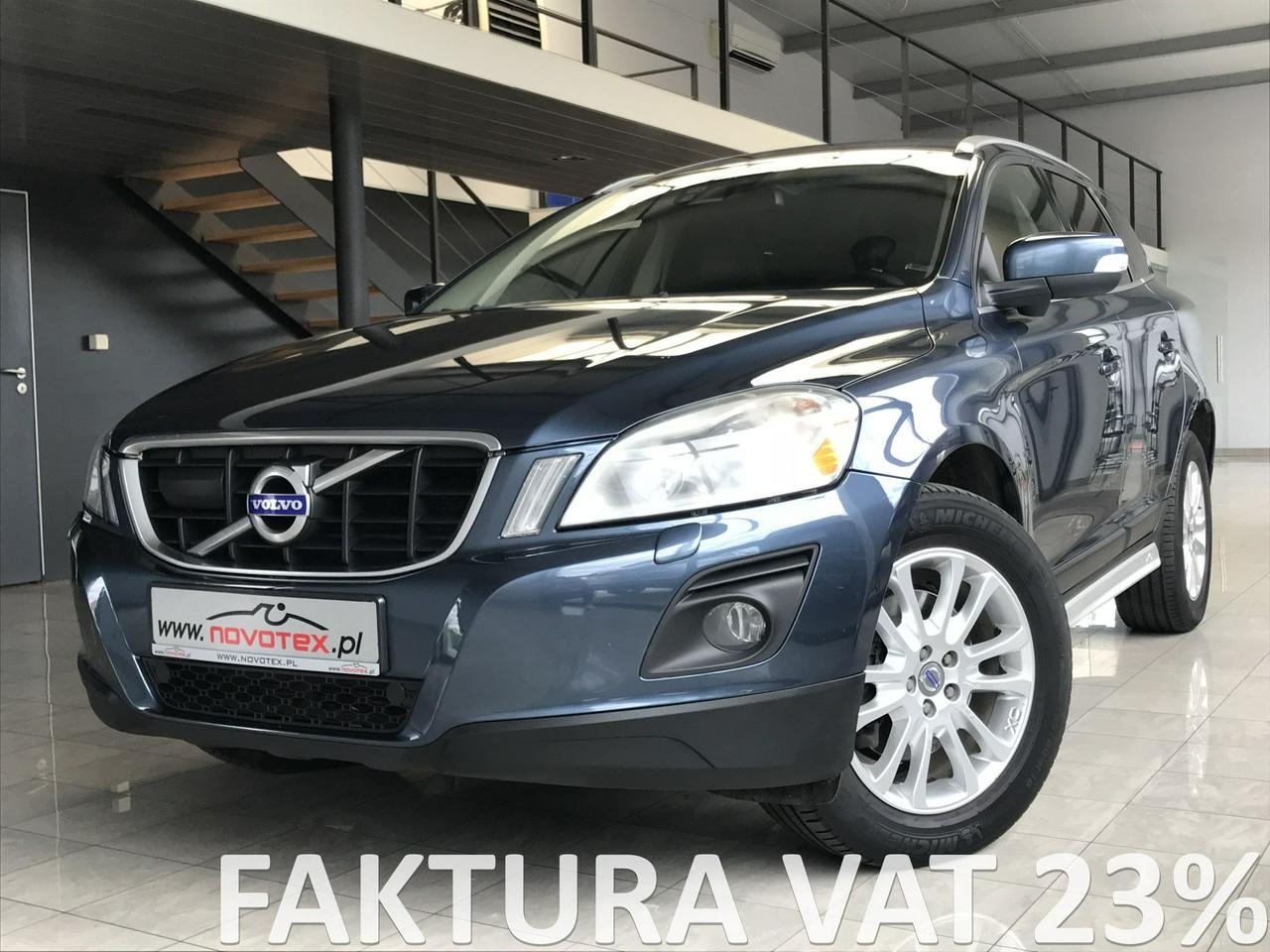 Volvo XC 60 D5*AWD*Summum*automat*205KM*BLIS*ACC*xenon*serwis ASO Volvo*gwarancja