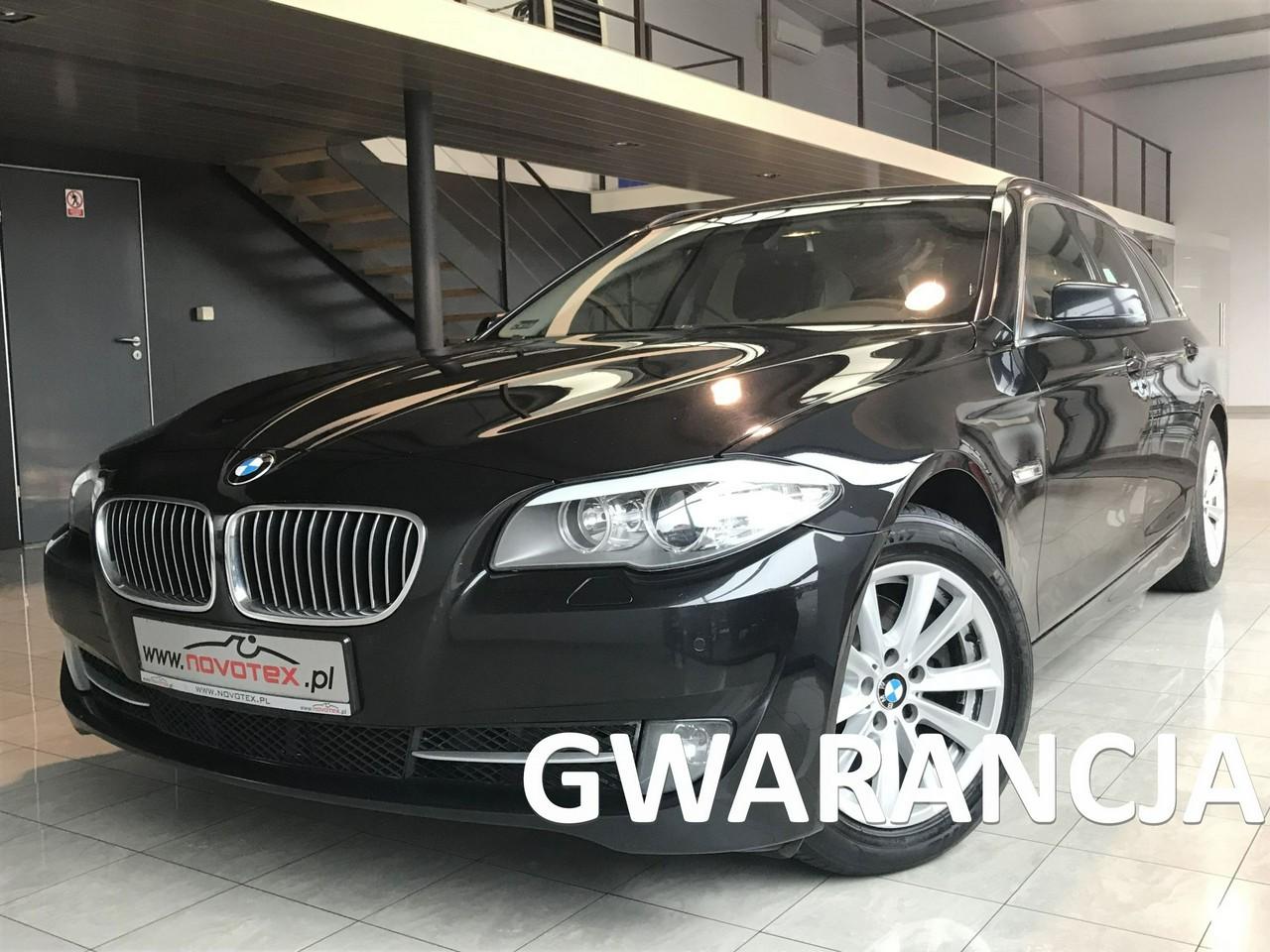 BMW 520 2.0D*navi*alu 17*bezwypadek*serwis w ASO*gwarancja VIP Service