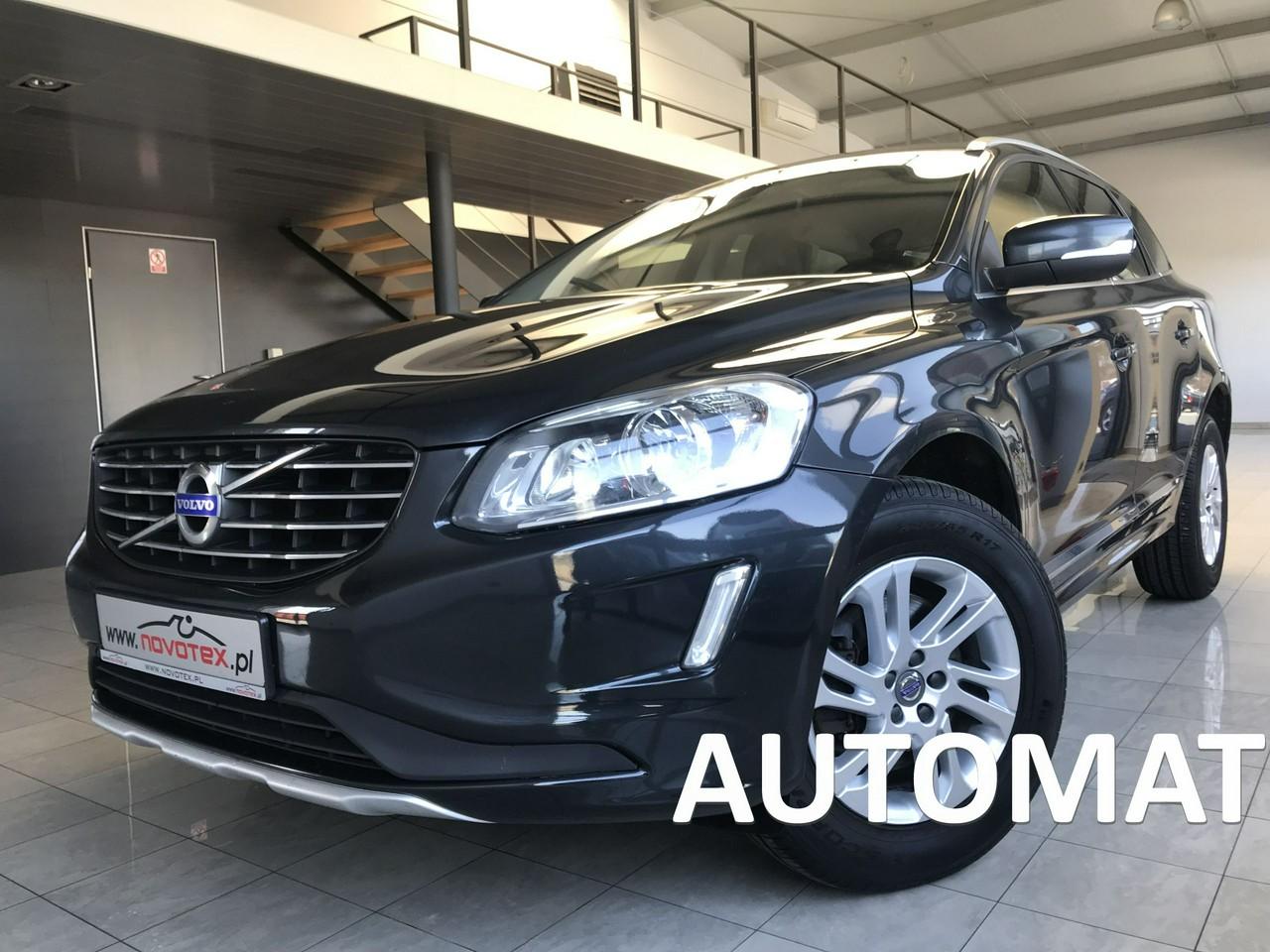 Volvo XC 60 D4*Momentum*automat*skóra*serwis w ASO Volvo*gwarancja VIP