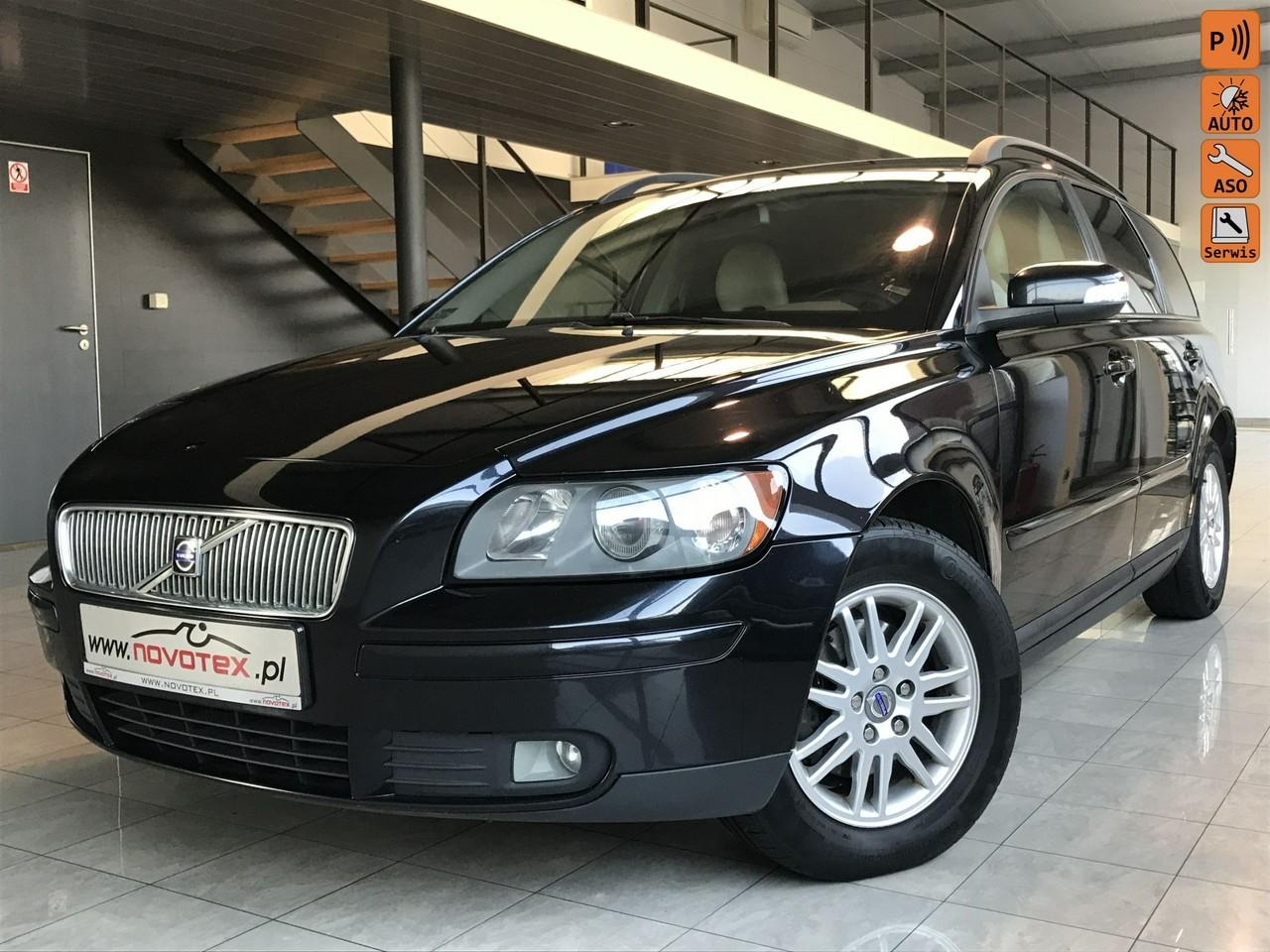 Volvo V50 1.6D*Momentum*skóra*alu*tempomat*serwis w ASO*gwarancja VIP Service
