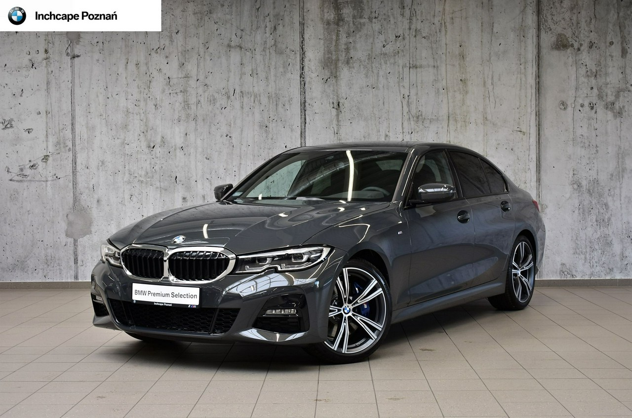 BMW 330i 258 KM |Dravit Grey| M Sport |Salon BMW Inchcape Poznań_0
