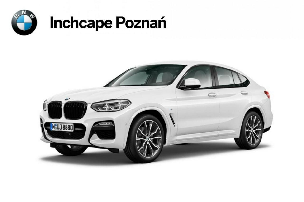 BMW X4 20i xDrive|Biel Alpejska| M Sport | Salon BMW Inchcape Poznań_0