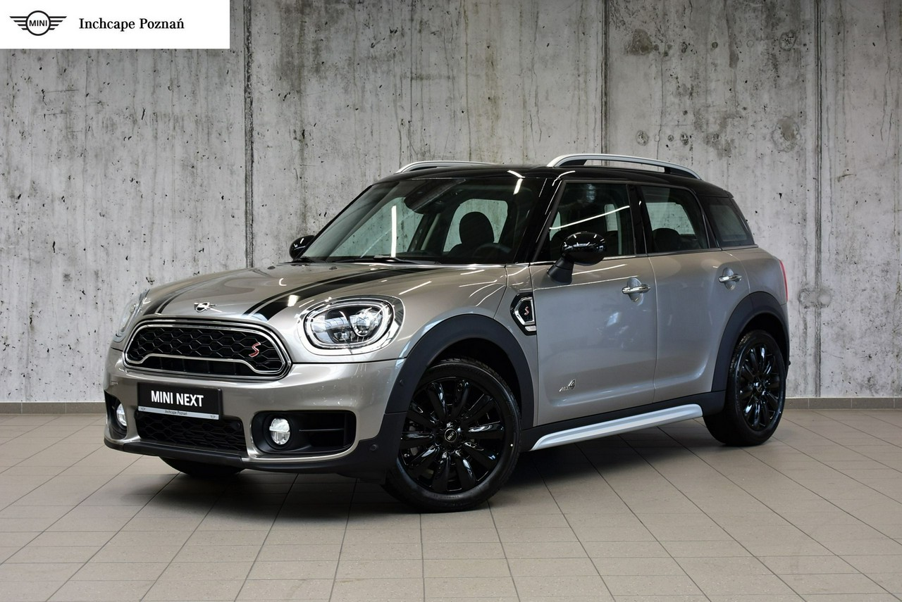 MINI Countryman S ALL4 Demo Car|  Inchcape Poznań | Korzyść 48 417 PLN_0