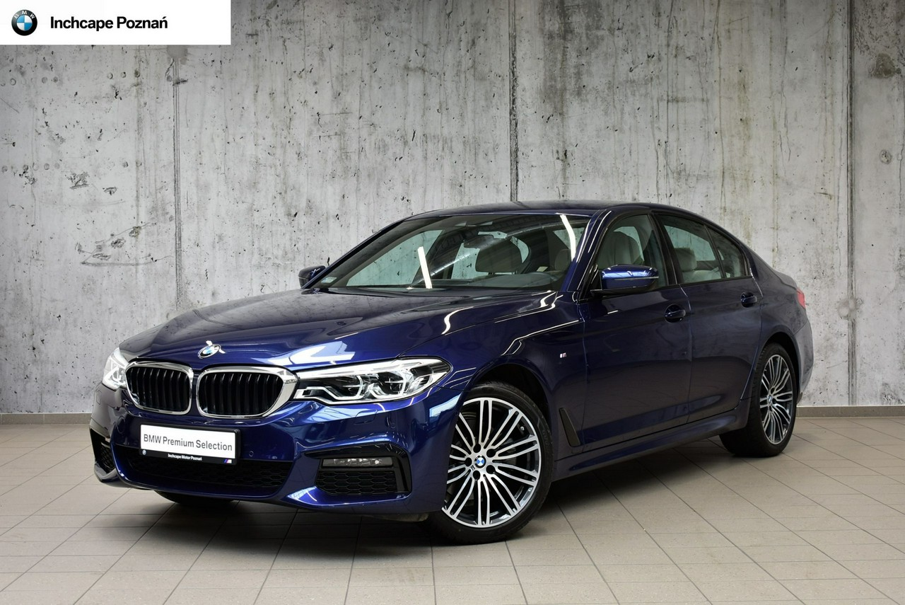 BMW 520d xDrive|Parking Assistant| Salon BMW Inchcape Poznań_0