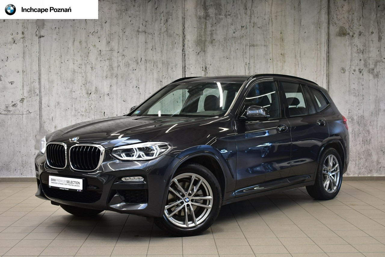 BMW X3 xDrive20d|Model M Sport|Parking Assistant|Podgrzewane fotele|_0