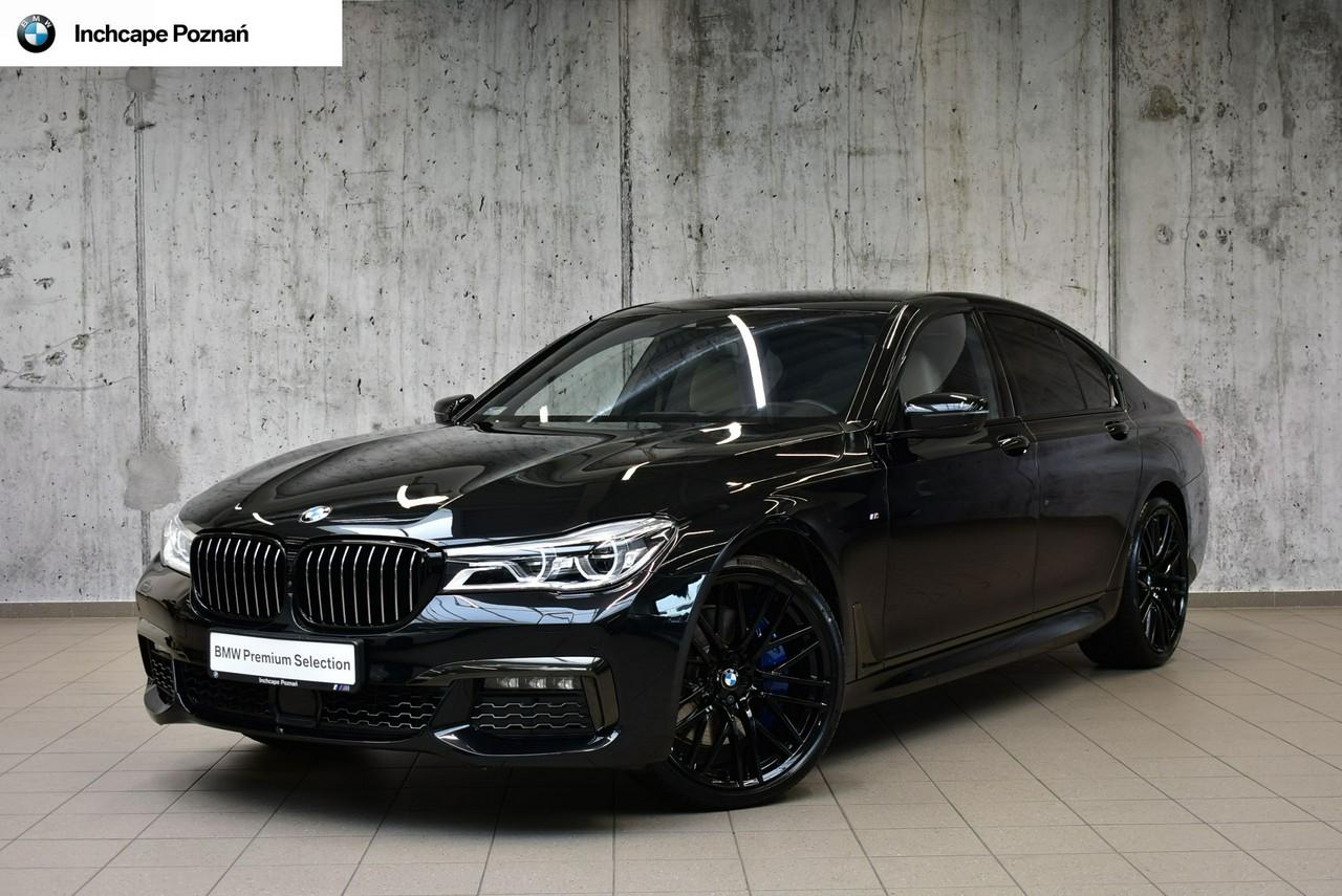 BMW 750i xDrive | Pakiet sportowy M | Salon BMW Inchcape Poznań_0