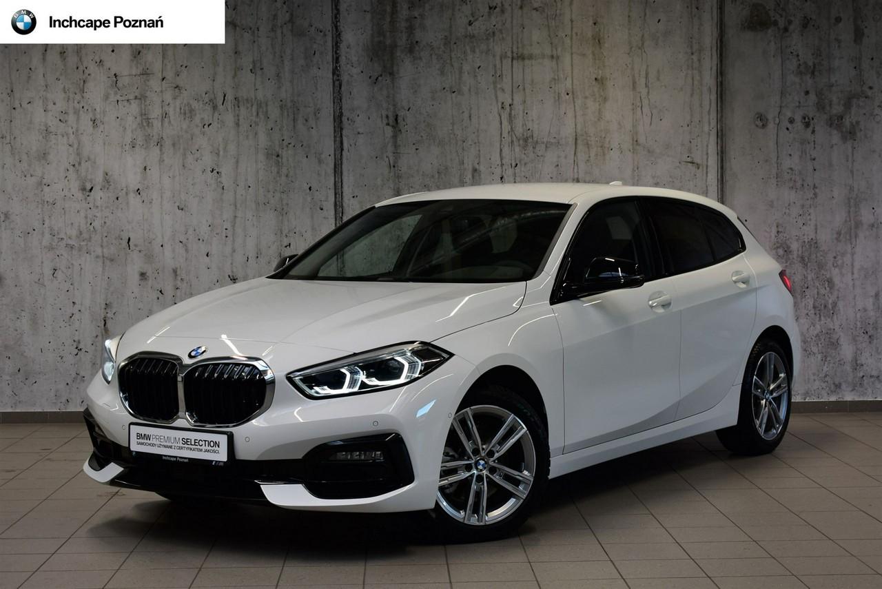 BMW 118i | Aktywne DEMO | Sport Line | Salon BMW Inchcape Poznań_0