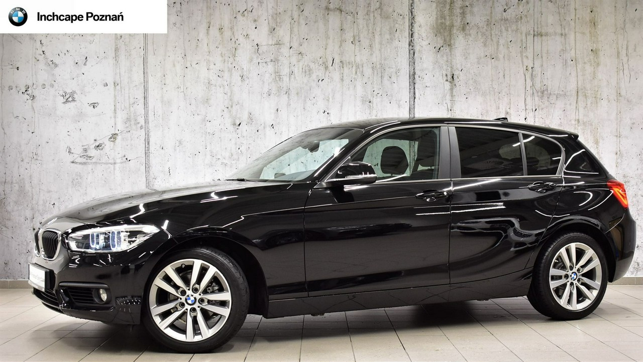 BMW 118d | Rata już od 763 PLN Netto| Salon BMW Inchcape Poznań_0