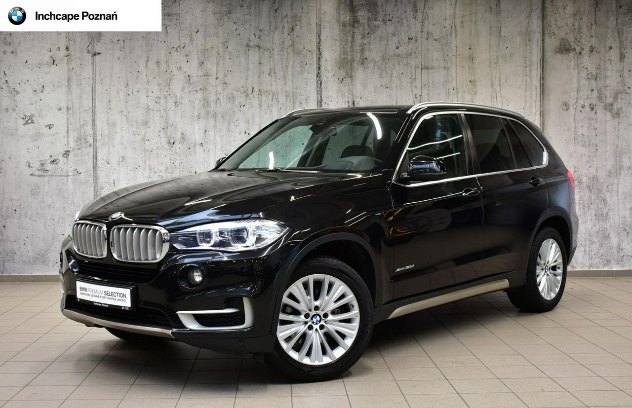 BMW X5 xDrive30d|Komfortowe fotele |Head-Up|Podgrzewane fotele|_0