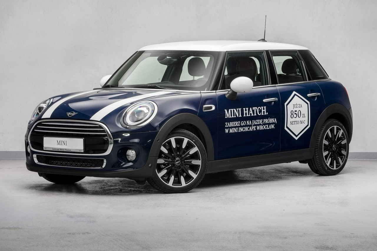 MINI Hatch 5dr Cooper |_0