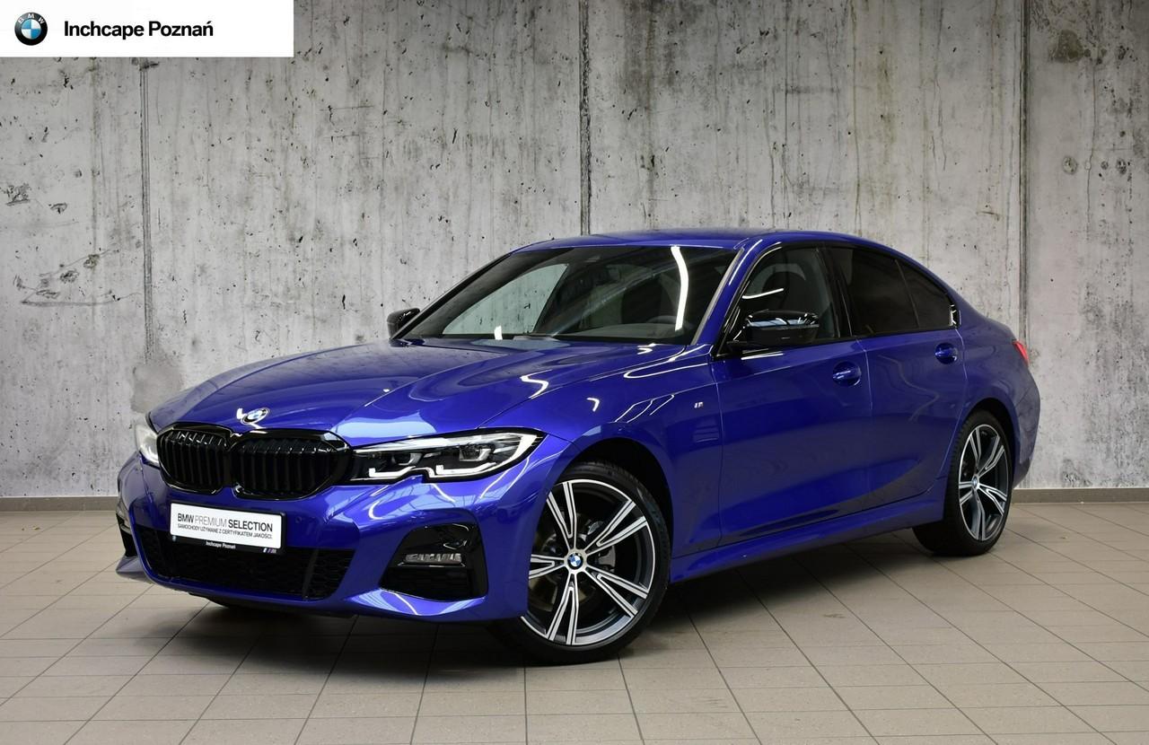 BMW 320d xDrive| Niebieski Portimao| M Sport|Salon BMW Inchcape Poznań_0