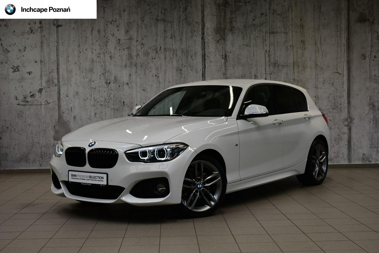 BMW 118i 5-drzwiowy|Edition M Sport Shadow|Salon BMW Inchcape Poznań_0