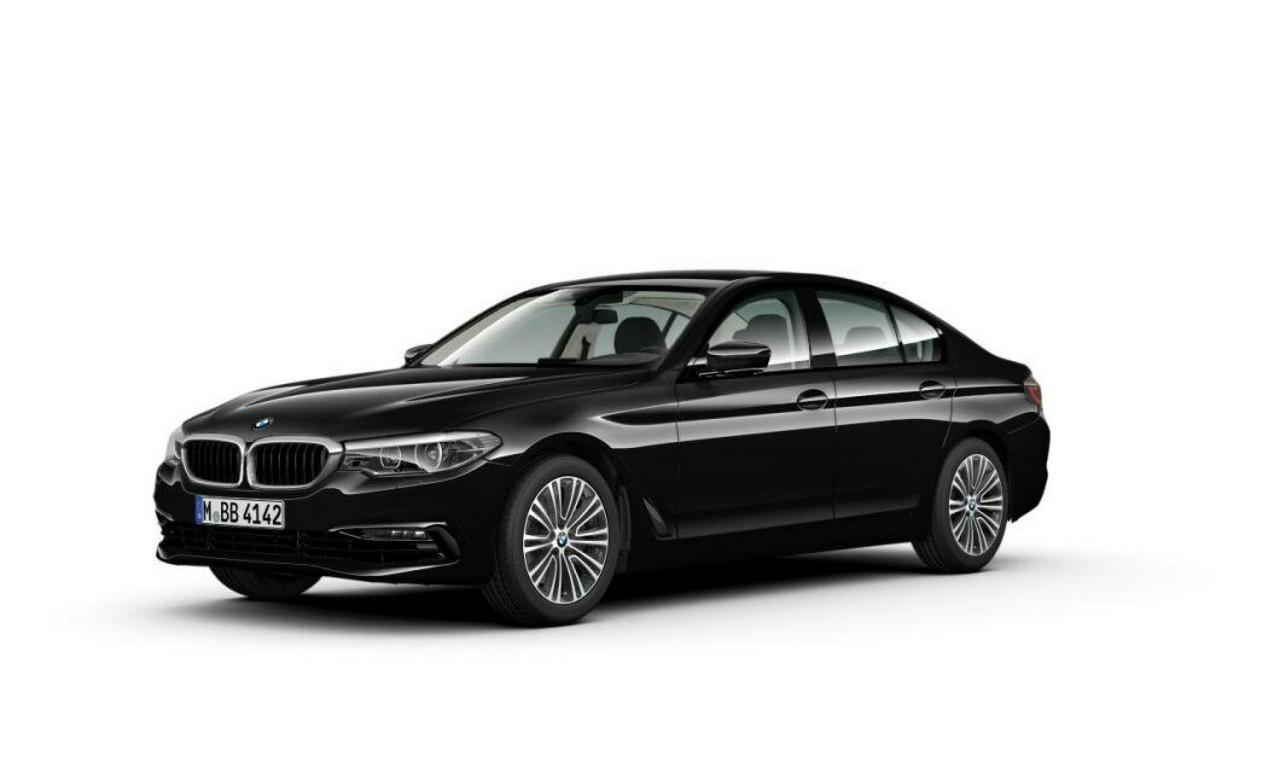 BMW 520d xDrive Sport Line | nawigacja | asystent parkowania | automat_0