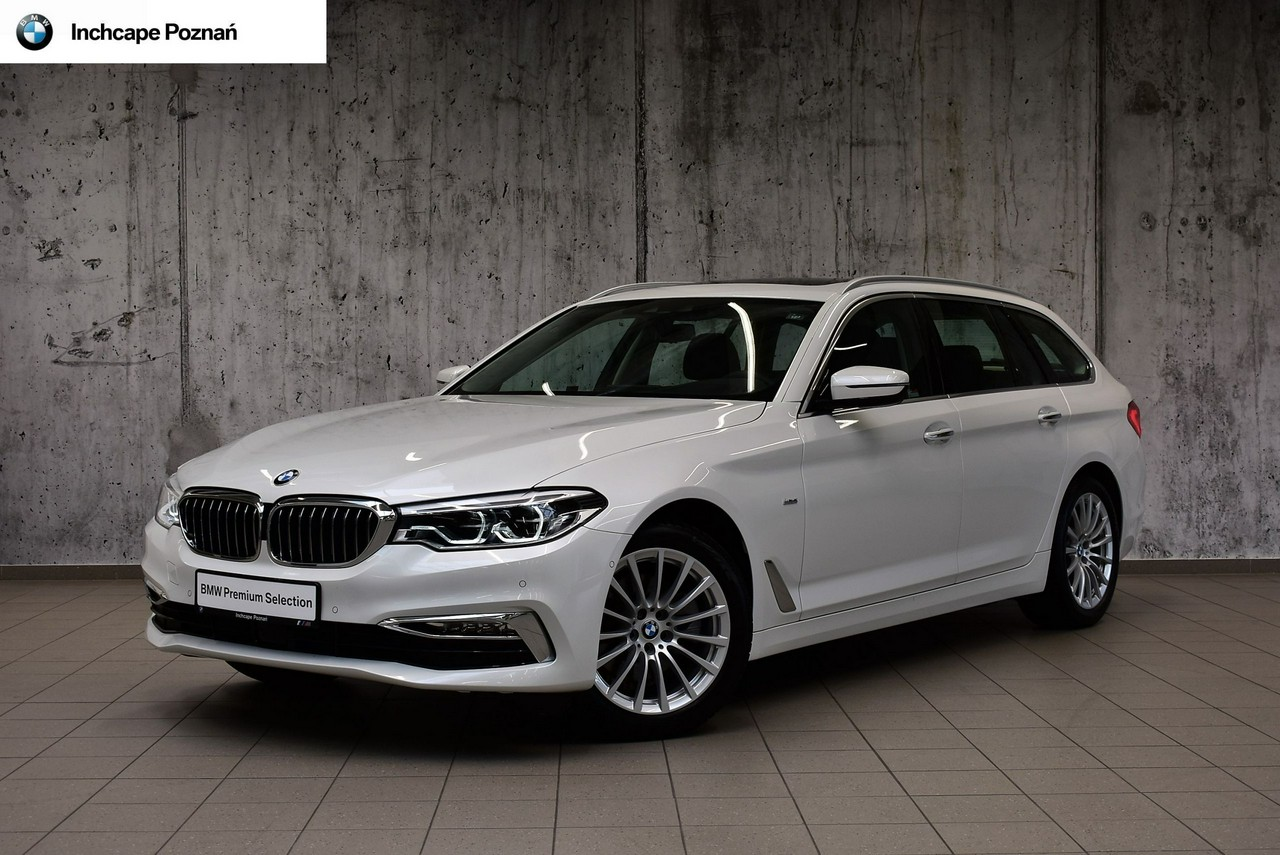 BMW 520d Touring xDrive|Luxury Line|Salon BMW Inchcape Poznań_0