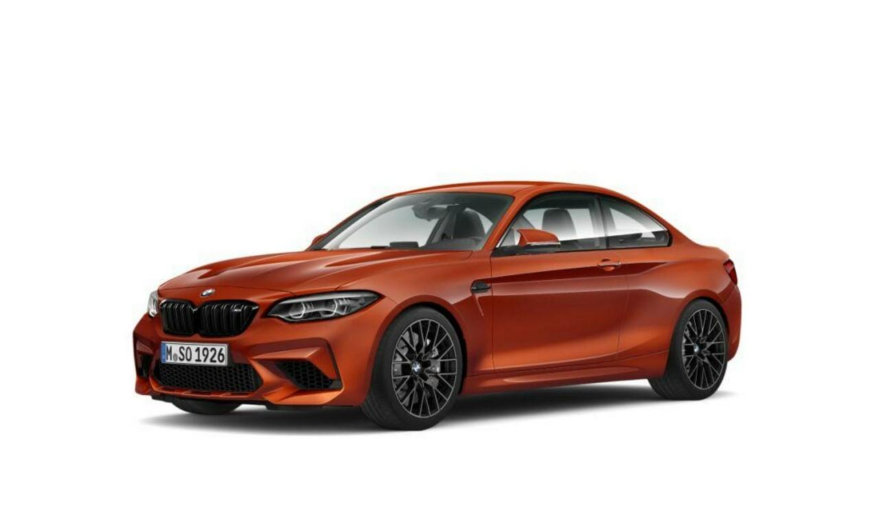 BMW M2 Competition Coupé | 7-biegowa skrzynia z podwójnym sprzęgłem_0